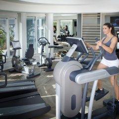 Отель Grand Elysee Гамбург фитнесс-зал фото 3