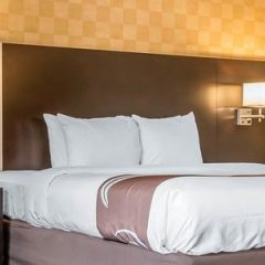 Отель Quality Inn & Suites Mall of America - MSP Airport США, Блумингтон - отзывы, цены и фото номеров - забронировать отель Quality Inn & Suites Mall of America - MSP Airport онлайн комната для гостей фото 4