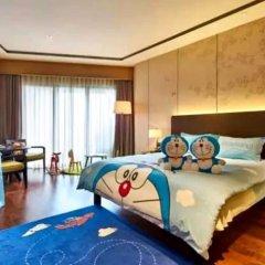 Отель The Mulian Urban Resort Hotels Nansha детские мероприятия
