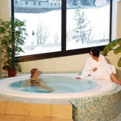 Hotel Julius Payer Стельвио бассейн фото 2