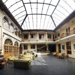 Отель Best Western Los Andes de América интерьер отеля