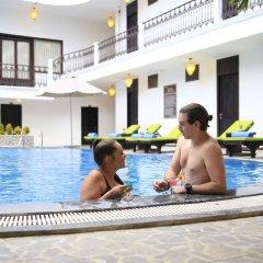 Отель Acacia Heritage Hotel Вьетнам, Хойан - отзывы, цены и фото номеров - забронировать отель Acacia Heritage Hotel онлайн бассейн