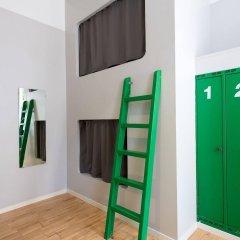 Отель Winstrup Hostel Швеция, Лунд - отзывы, цены и фото номеров - забронировать отель Winstrup Hostel онлайн сейф в номере