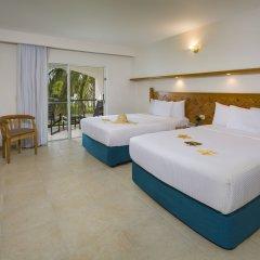 Отель Beachscape Kin Ha Villas & Suites Мексика, Канкун - 2 отзыва об отеле, цены и фото номеров - забронировать отель Beachscape Kin Ha Villas & Suites онлайн комната для гостей