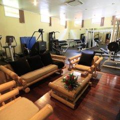 Отель Namale The Fiji Islands Resort & Spa Савусаву фитнесс-зал фото 3