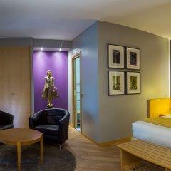 Отель Best Western Plus Executive Hotel and Suites Италия, Турин - 1 отзыв об отеле, цены и фото номеров - забронировать отель Best Western Plus Executive Hotel and Suites онлайн комната для гостей фото 4