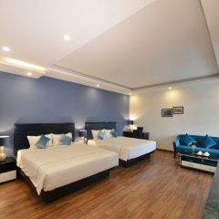 Отель TTC Hotel Premium Hoi An Вьетнам, Хойан - отзывы, цены и фото номеров - забронировать отель TTC Hotel Premium Hoi An онлайн комната для гостей фото 3