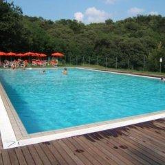 Отель Frassanelle Италия, Региональный парк Colli Euganei - отзывы, цены и фото номеров - забронировать отель Frassanelle онлайн бассейн