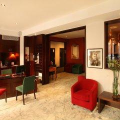 Отель Hôtel Le Roosevelt Франция, Лион - отзывы, цены и фото номеров - забронировать отель Hôtel Le Roosevelt онлайн интерьер отеля