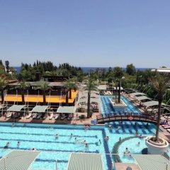 Отель Crystal De Luxe Resort & Spa – All Inclusive бассейн фото 3