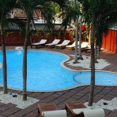 Отель Ao Nang Beach Resort бассейн фото 2