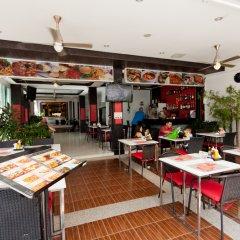 Отель Hallo Patong Dormtel And Restaurant Патонг питание фото 3