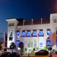 Отель Palais Du Calife Riad & Spa Марокко, Танжер - отзывы, цены и фото номеров - забронировать отель Palais Du Calife Riad & Spa онлайн вид на фасад фото 5