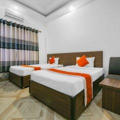 Отель Aakash International Непал, Лумбини - отзывы, цены и фото номеров - забронировать отель Aakash International онлайн комната для гостей фото 4