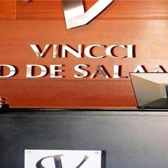 Отель Vincci Ciudad de Salamanca с домашними животными