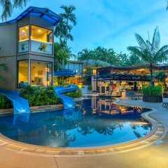 Отель Novotel Phuket Surin Beach Resort бассейн