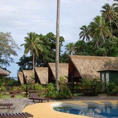 Отель Crusoe's Retreat Фиджи, Вити-Леву - отзывы, цены и фото номеров - забронировать отель Crusoe's Retreat онлайн бассейн фото 2