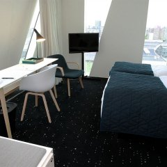 AC Hotel by Marriott Bella Sky Copenhagen 4* Стандартный номер с различными типами кроватей фото 5