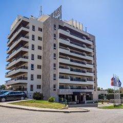 Отель Interpass Vau Hotel Apartamentos Португалия, Портимао - отзывы, цены и фото номеров - забронировать отель Interpass Vau Hotel Apartamentos онлайн парковка
