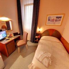 Отель Rosa Италия, Абано-Терме - отзывы, цены и фото номеров - забронировать отель Rosa онлайн комната для гостей фото 5