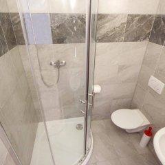 Отель Apartmánový Dum Centrum Брно ванная