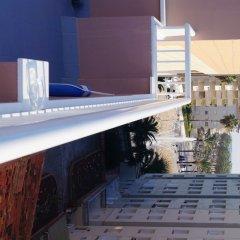 Отель Apartaments Costamar Испания, Калафель - 1 отзыв об отеле, цены и фото номеров - забронировать отель Apartaments Costamar онлайн балкон