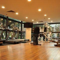 Отель Radisson Paraiso Мехико фитнесс-зал фото 2