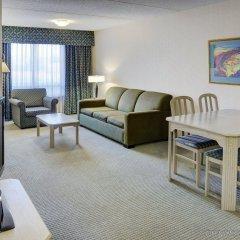 Отель Quality Suites Quebec City Канада, Квебек - отзывы, цены и фото номеров - забронировать отель Quality Suites Quebec City онлайн комната для гостей фото 4
