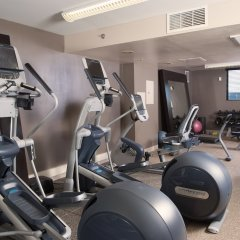 Отель Embassy Suites Bloomington Блумингтон фитнесс-зал фото 3