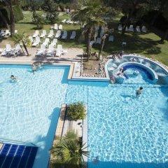 Отель Terme Milano Италия, Абано-Терме - 1 отзыв об отеле, цены и фото номеров - забронировать отель Terme Milano онлайн пляж