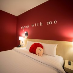 Sleep With Me Hotel design hotel @ patong комната для гостей