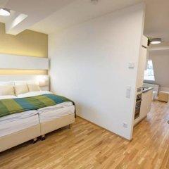 Отель Smart Apart Living Австрия, Вена - отзывы, цены и фото номеров - забронировать отель Smart Apart Living онлайн комната для гостей фото 2