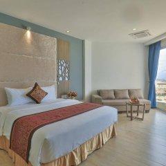Отель Golden Peak Resort & Spa Камрань комната для гостей фото 4