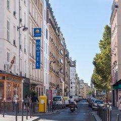 The Originals Hotel Paris Montmartre Apolonia (ex Comfort Lamarck) фото 11