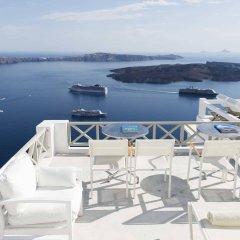 Отель Gorgona Villas Греция, Остров Санторини - отзывы, цены и фото номеров - забронировать отель Gorgona Villas онлайн балкон
