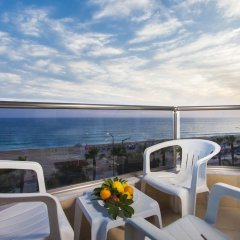Kleopatra Ada Beach Hotel балкон