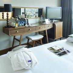 The Marmara Pera Турция, Стамбул - 2 отзыва об отеле, цены и фото номеров - забронировать отель The Marmara Pera онлайн удобства в номере фото 2