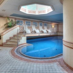 Hotel Rose Валь-ди-Вицце бассейн