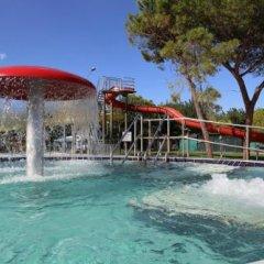 Отель Sporting Center Италия, Монтегротто-Терме - отзывы, цены и фото номеров - забронировать отель Sporting Center онлайн бассейн фото 2