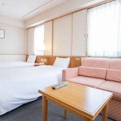 Отель Belleview Nagasaki Dejima Нагасаки комната для гостей фото 2
