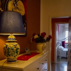 Отель B&B Costa D'Abruzzo Фоссачезия в номере
