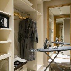 Отель Titanic Deluxe Bodrum - All Inclusive сейф в номере