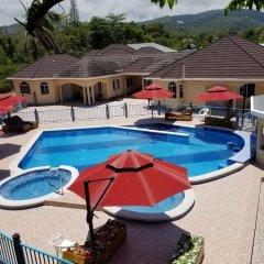 Отель North Star Villa Очо-Риос бассейн фото 2