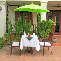 Отель Luang Prabang Residence (The Boutique Villa) питание