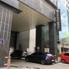 Galaxy Hotel парковка