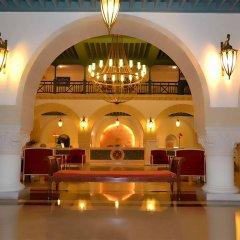 Отель Regency Hotel and Spa Тунис, Монастир - отзывы, цены и фото номеров - забронировать отель Regency Hotel and Spa онлайн интерьер отеля