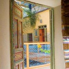 Отель Riad Zara Марракеш комната для гостей фото 4