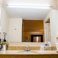 American Inn Hotel & Suites Delicias ванная