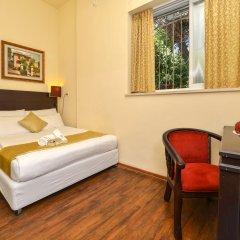 Отель Little House In Rechavia Иерусалим комната для гостей фото 3