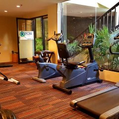 Отель Garden Cliff Resort and Spa фитнесс-зал